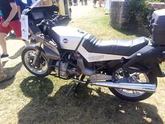 Moto à moteur citroën