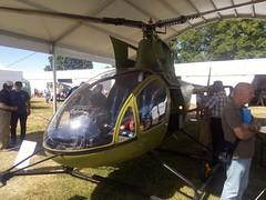 L'hélicoptère Citroën