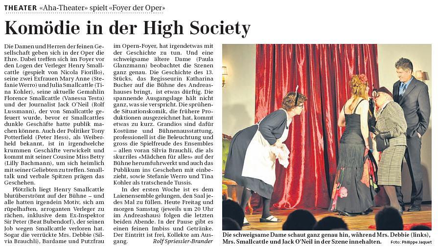 2010 - Foyer der Oper (U.G. Engelmann)