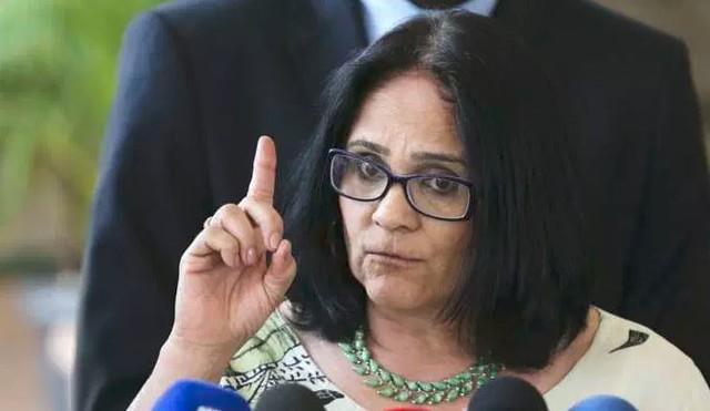Damares Alves, ministra da Mulher, da Família e dos Direitos Humanos - Créditos: Foto: Valter Campanato/Agência Brasil