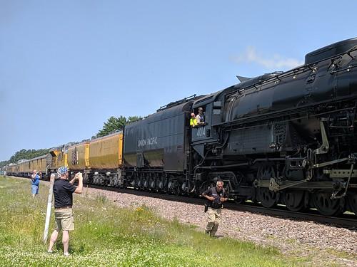 Warrens WI Train 2019