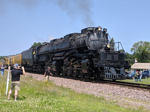 Warrens WI Train 2019