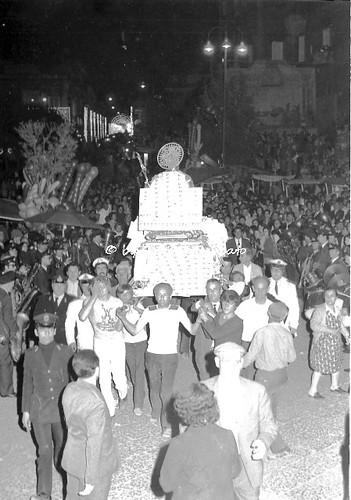 Sant'Antimo (NA), 1973, Festa di Sant'Antimo.