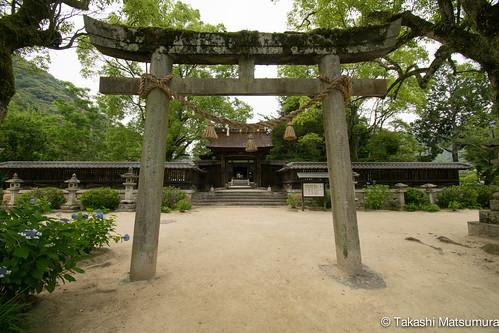 Kikko Shrine Iwakuni
