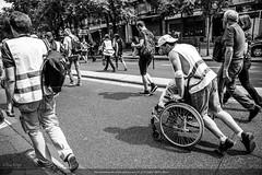 Paris, manifestation du 27 juillet 2019 des Gilets Jaunes, acte 37