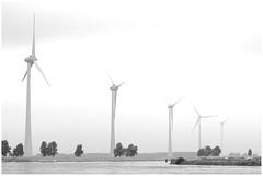 Duurzame energie in de mist
