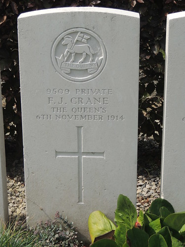 DSCN2337 Railway Chateau Cemetery, Ypres