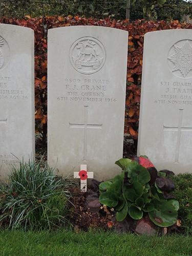 DSCN4795 Railway Chateau Cemetery, Ypres