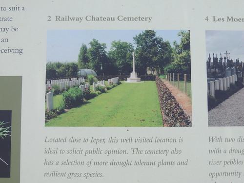 DSCN2335 Railway Chateau Cemetery, Ypres