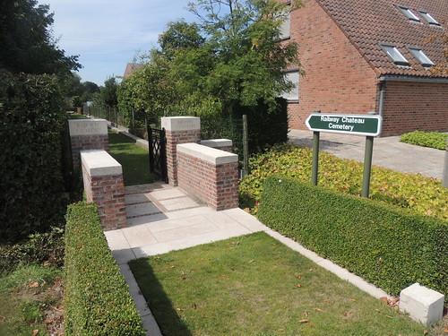 DSCN2334 Railway Chateau Cemetery, Ypres