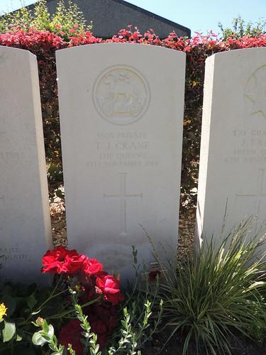 DSCN3630 Railway Chateau Cemetery, Ypres