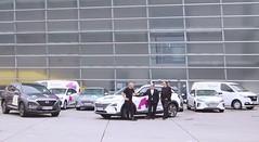 2019 - HYUNDAI - Official Mobility Partner at the 2019 Ars Electronica Festival