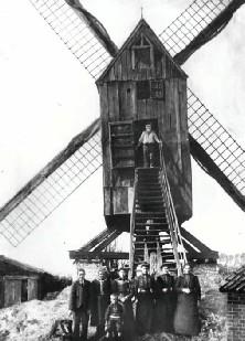 Panemolen windmill, Geluveld