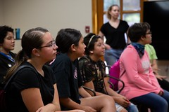 Girl Scout Visit Ideum