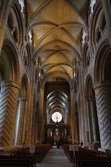 2019-07-10 England-Skottland Dag 4 - Durham-Corbridge-Hadrians Wall-Edinburgh