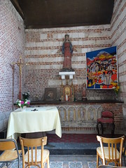 Église Saint-Sauveur d'Ham-en-Artois (intérieur) (37) - Photo of Estrée-Blanche