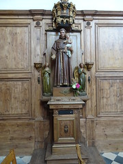 Église Saint-Sauveur d'Ham-en-Artois (intérieur) (18) - Photo of Rombly