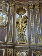 Église Saint-Sauveur d'Ham-en-Artois (intérieur) (11) - Photo of Calonne-Ricouart