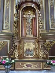 Église Saint-Sauveur d'Ham-en-Artois (intérieur) (10) - Photo of Rombly