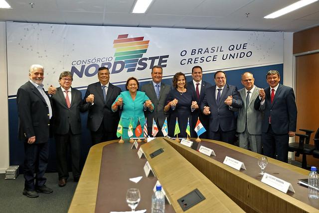 O consórcio deve ajudar a economizar recursos nas compras de materiais - Créditos: Fernando Vivas/Governo da Bahia