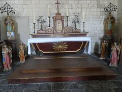 Église Saint-Sauveur d'Ham-en-Artois (intérieur) (20) - Photo of Rombly