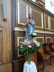 Église Saint-Sauveur d'Ham-en-Artois (intérieur) (17) - Photo of Calonne-Ricouart