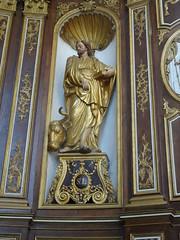 Église Saint-Sauveur d'Ham-en-Artois (intérieur) (15) - Photo of Rombly