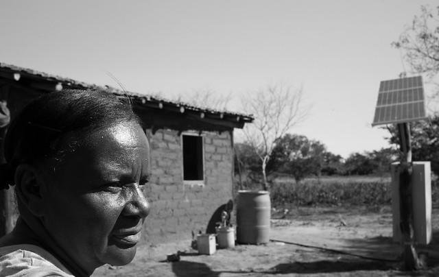 Território tradicional do quilombo é constituído por cinco comunidades - Créditos: Foto: J.R. Ripper
