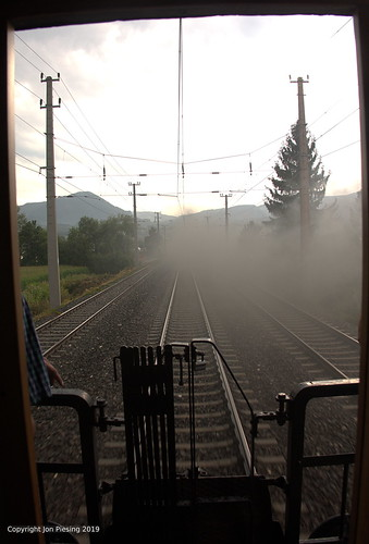 View from the Back Veranda on the Main Line