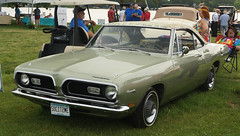 1969 Plymouth Barracuda Mod-Top
