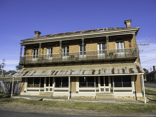 Hosie's Store - Hill End NSW - built 1873 - see below