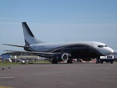LY-KJL Boeing 737-524 (KlasJet)