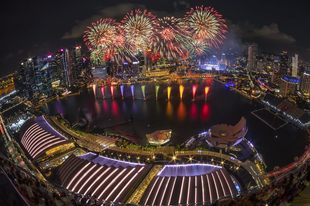 NDP 2019 Fireworks - Download Photo - Tomato to - Search