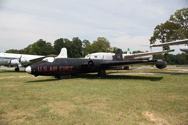 Photo:Martin RB-57A Canberra By rocbolt