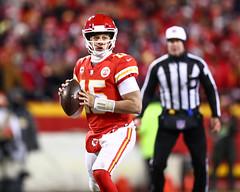 2019 AFC Championship Game: Kansas City Chiefs vs New England Patriots