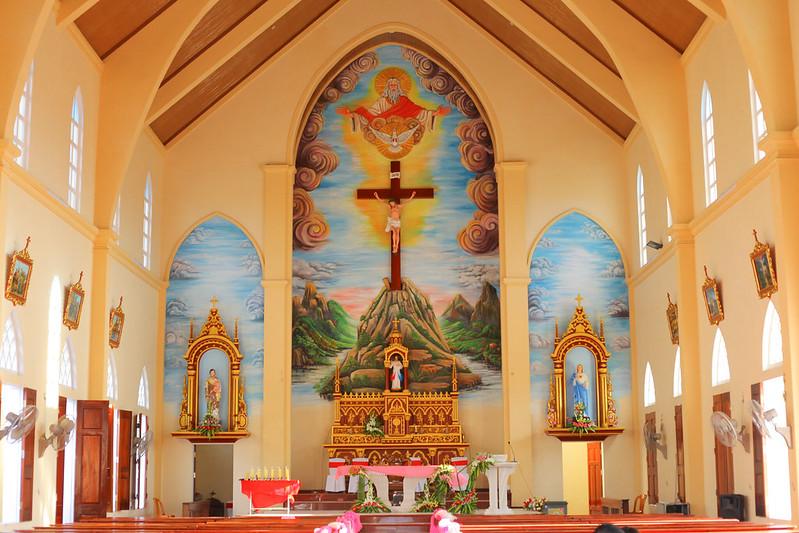 Khánh thành nhà thờ Tân Yên