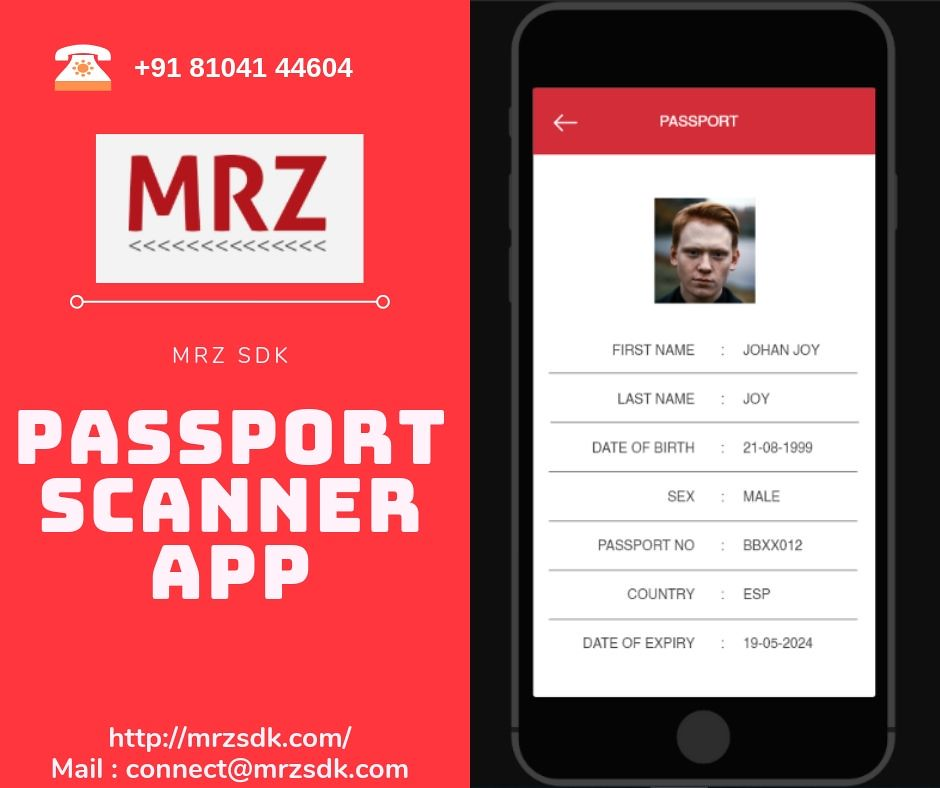Passport Scanner App - Download Photo - Tomato to - Search