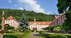La Maison-Mère de la Congrégation des soeurs du Très Saint Sauveur (Oberbronn, Alsace) - Photo of Uttenhoffen