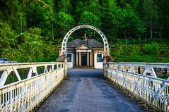 Victoria Bridge Mar Lodge Estate