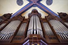 L'orgue de l'église Saint Martin (Niederbronn-les-Bains) - Photo of Eschbach