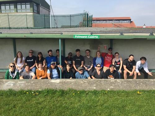 GAA pitch team bellevue olympic