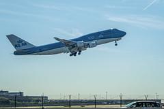 Boeing 747-400 - KLM PH-BFY - Schiphol - NL