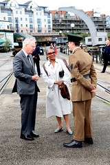 Duke of Gloucester Vist to SS Mathew to present Queens award  for volunteers  image no 3