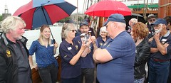 Duke of Gloucester Vist to SS Mathew to present Queens award  for volunteers  image no 44