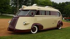 1941 Brooks Steven's Western Flyer Motorhome