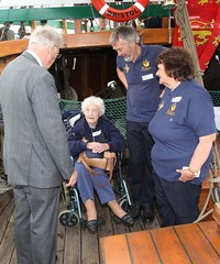 Duke of Gloucester Vist to SS Mathew to present Queens award  for volunteers  image no 32