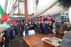 Duke of Gloucester Vist to SS Mathew to present Queens award  for volunteers  image no 38