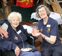Duke of Gloucester Vist to SS Mathew to present Queens award  for volunteers  image no 50