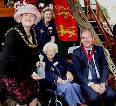 Duke of Gloucester Vist to SS Mathew to present Queens award  for volunteers  image no 51