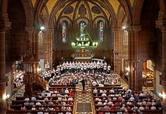 Le Requiem de Verdi dans l'église Saint Martin (Niederbronn-les-Bains)